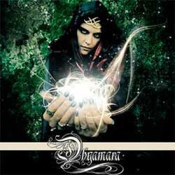 """Cover der CD """"The Last Embrace""""; der Band """"DHYAMARA"""""""