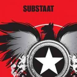 "Cover der CD ""Substaat""; der Band ""Substaat"""