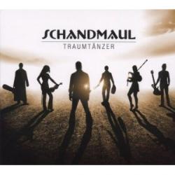 """Cover der CD """"Traumtänzer""""; der Band """"Schandmaul"""""""