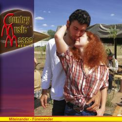 "Cover der CD ""Country MusicMesse 2011""; der Band ""Diverse"""