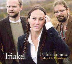 "Cover der CD ""Ulrikas Minne-Visor Fran Frostviken""; der Band ""Triakel"""