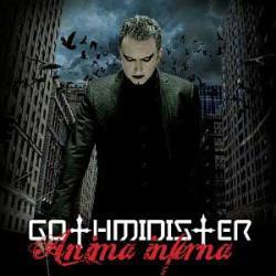 "Cover der CD ""Anima Inferna""; der Band ""Gothminister"""