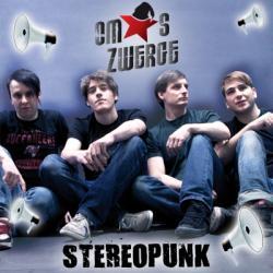 """Cover der CD """"Stereopunk""""; der Band """"Omas Zwerge"""""""