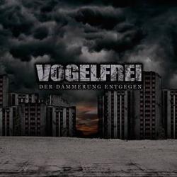 """Cover der CD """"Der Dämmerung entgegen""""; der Band """"Vogelfrei"""""""