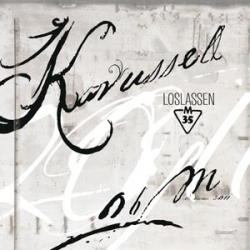 "Cover der CD ""Loslassen""; der Band ""Karussell"""