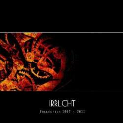 "Cover der CD ""Collection 1997-2011""; der Band ""Irrlicht"""