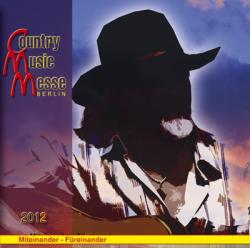 "Cover der CD ""Country Music Messe 2012""; der Band ""Diverse"""