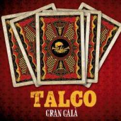 "Cover der CD ""Gran Gala""; der Band ""Talco"""