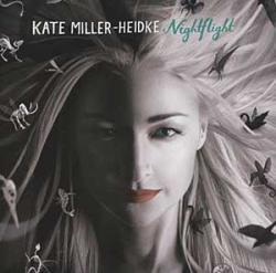 "Cover der CD ""Nightflight""; der Band ""Kate Miller Heidke"""