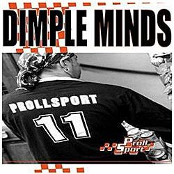 "Cover der CD ""Prollsport""; der Band ""Dimple Minds"""