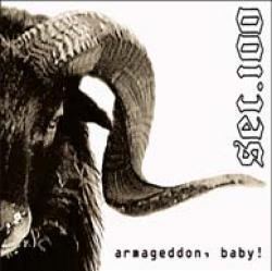 """Cover der CD """"Armageddon, Baby!""""; der Band """"SEC.100"""""""