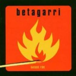 "Cover der CD ""Basque Fire""; der Band ""Betagarri"""