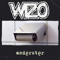 "Cover der CD ""anderster""; der Band ""Wizo"""