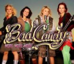 "Cover der CD ""More More More""; der Band ""Bad Candy"""