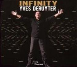 "Cover der CD ""Infinity""; der Band ""Yves Deruyter"""
