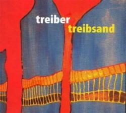 """Cover der CD """"Treibsand""""; der Band """"Treiber"""""""