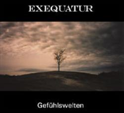 "Cover der CD ""Gefühlswelten""; der Band ""EXEQUATUR"""