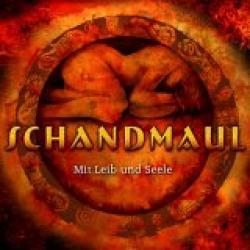 """Cover der CD """"Mit Leib und Seele""""; der Band """"Schandmaul"""""""