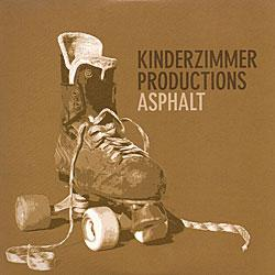 "Cover der CD ""Asphalt""; der Band ""Kinderzimmer Productions"""