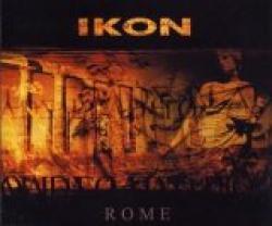 """Cover der CD """"Rome""""; der Band """"Ikon"""""""