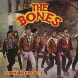"Cover der CD ""Partner in Crime Vol. 1""; der Band ""The Bones"""