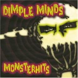 "Cover der CD ""Monsterhits""; der Band ""Dimple Minds"""