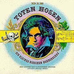 """Cover der CD """"Ein Kleines Bisschen Horrorschau""""; der Band """"Die Toten Hosen"""""""