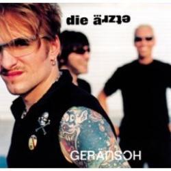 """Cover der CD """"Geräusch""""; der Band """"Die Ärzte"""""""