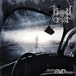 "Cover der CD ""Death END Road""; der Band ""Burden of Grief"""