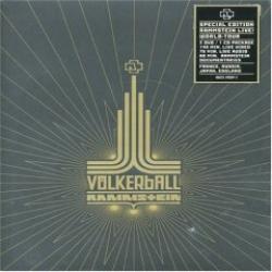 """Cover der CD """"Völkerball""""; der Band """"Rammstein"""""""