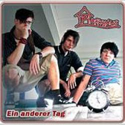 "Cover der CD ""Ein anderer Tag""; der Band ""Parkhaus"""