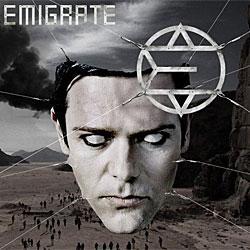"""Cover der CD """"Emigrate""""; der Band """"Emigrate"""""""