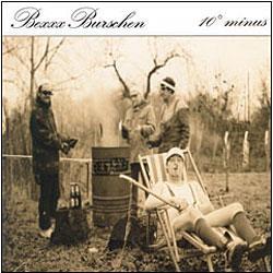 """Cover der CD """"10° minus""""; der Band """"Bexxx Burschen"""""""