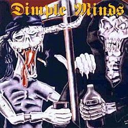 """Cover der CD """"Die Besten trinken aus""""; der Band """"Dimple Minds"""""""