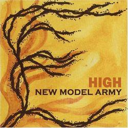 "Cover der CD ""High""; der Band ""New Model Army"""