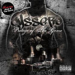 "Cover der CD ""Protege of the Game""; der Band ""Cyssero"""
