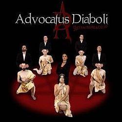 """Cover der CD """"Sternenmarsch""""; der Band """"Advocatus Diaboli"""""""