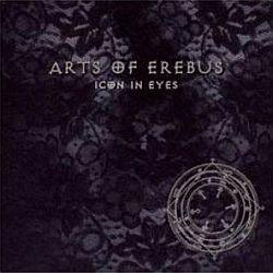 """Cover der CD """"Icon in Eyes""""; der Band """"Arts of Erebus"""""""