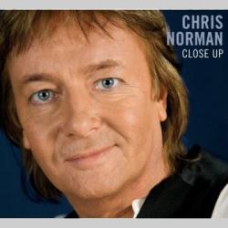 "Cover der CD ""Close Up""; der Band ""Chris Norman"""