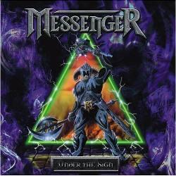 """Cover der CD """"Under the Sign""""; der Band """"Messenger"""""""