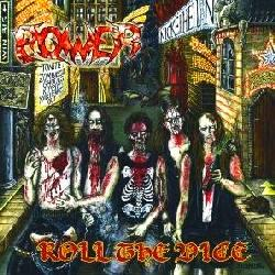 "Cover der CD ""Roll the Dice""; der Band ""Power"""