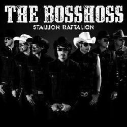 "Cover der CD ""Stallion Battalion""; der Band ""The BossHoss"""