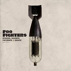 "Cover der CD ""Echoes, Silence, Patience & Grace""; der Band ""Foo Fighters"""