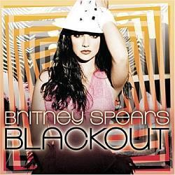 """Cover der CD """"Blackout""""; der Band """"Britney Spears"""""""