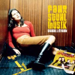 "Cover der CD ""Fahrstuhlmusik""; der Band ""Schalldicht"""