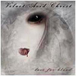 """Cover der CD """"Lust for Blood""""; der Band """"Velvet Acid Christ"""""""