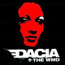 "Cover der CD ""DACIA & the WMD""; der Band ""DACIA & the WMD"""