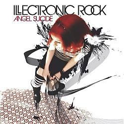 "Cover der CD ""Angel Suicide""; der Band ""Illectronic Rock"""