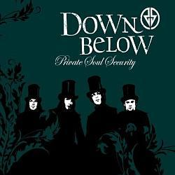 "Cover der CD ""Sand in meiner Hand""; der Band ""Down Below"""