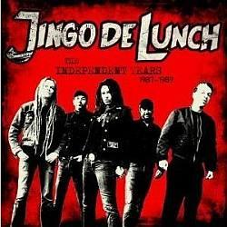 "Cover der CD ""The Independent Years""; der Band ""Jingo de Lunch"""